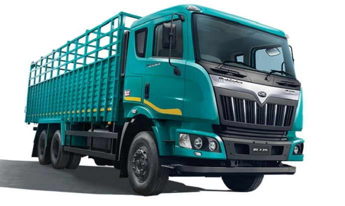 Mahindra Blazo 35 Truck Price in india