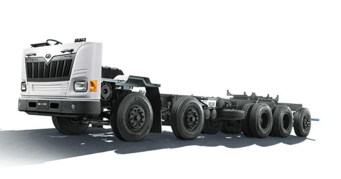 Mahindra Blazo 37 Cowl Truck