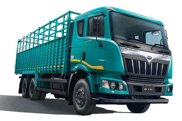 Mahindra Blazo 37 Truck