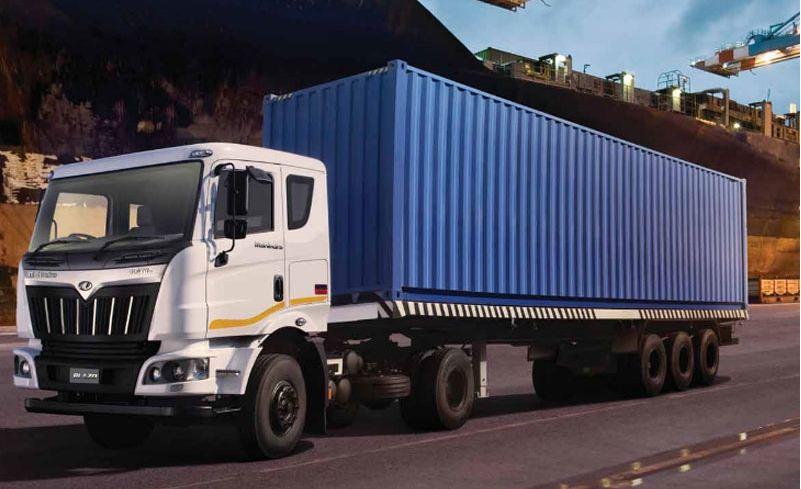 Mahindra Blazo 40 Truck