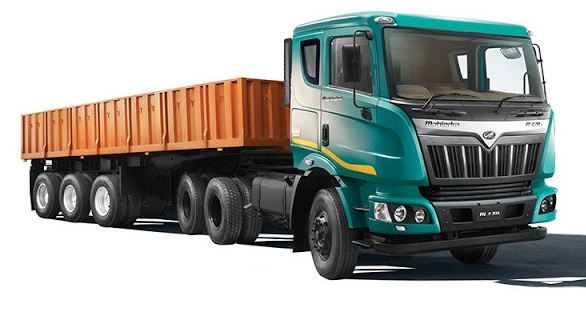 Mahindra Blazo 49 Truck