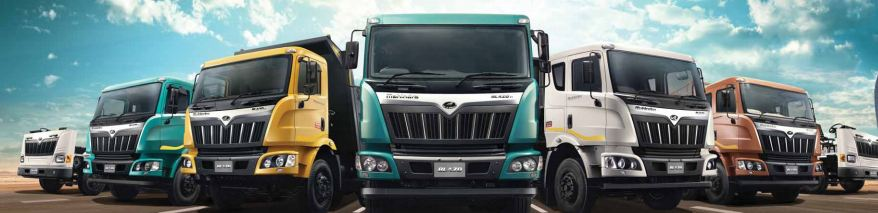 Mahindra Blazo Truck price In India