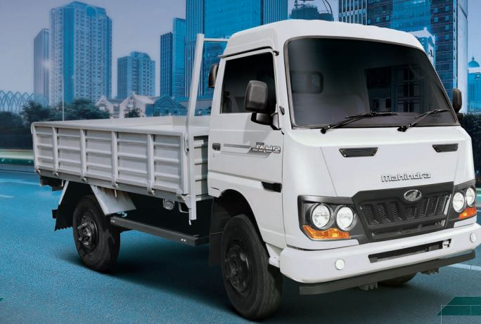 Mahindra DI3200 Jayo CNG Light Truck Overview