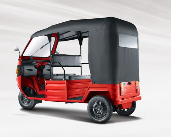 Mahindra E-alfa Mini Electric Rickshaw Key Features