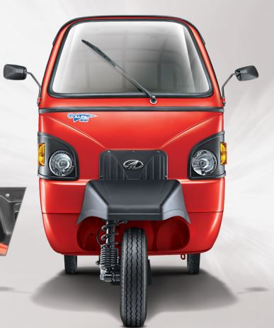 Mahindra E-alfa Mini Electric Rickshaw Overview