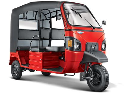Mahindra E-alfa Mini Electric Rickshaw price