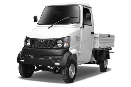 Mahindra Gio Compact Truck Overview