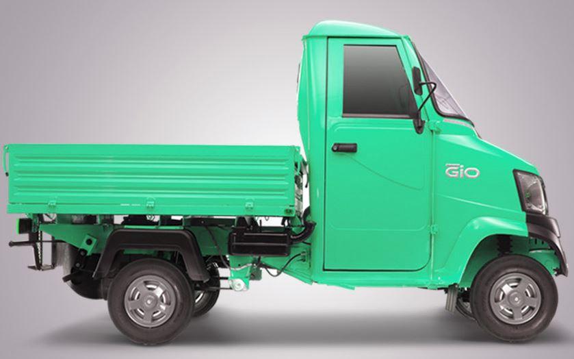 Mahindra Gio design