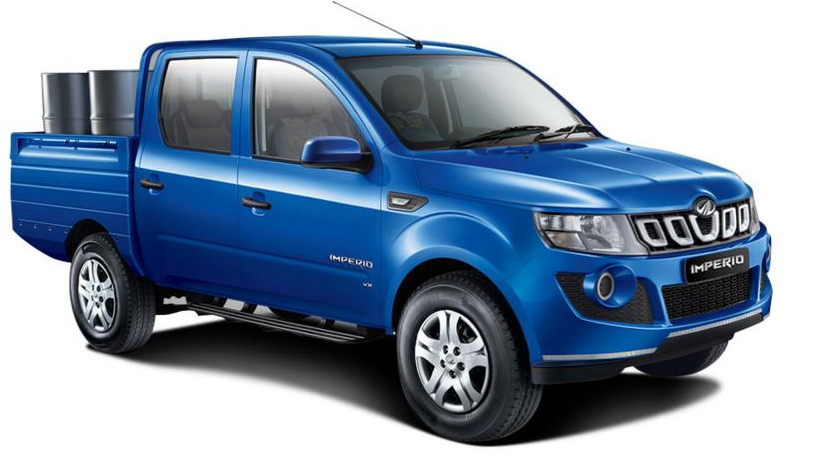 Mahindra BIG Bolero Pick-Up Price List and specifications※