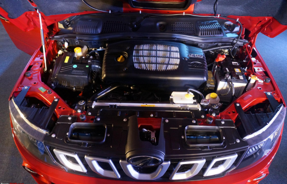 Mahindra Imperio engine