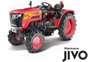 Mahindra JIVO 24hp 4WD mini tractor price in India
