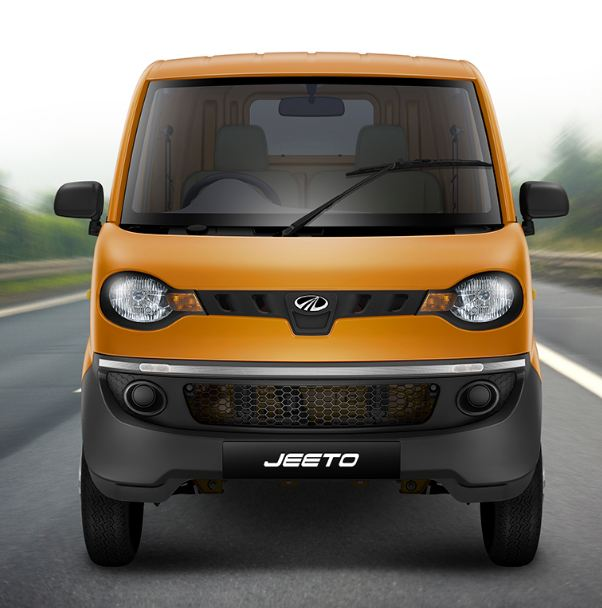 Mahindra Jeeto CNG Mini Truck 2