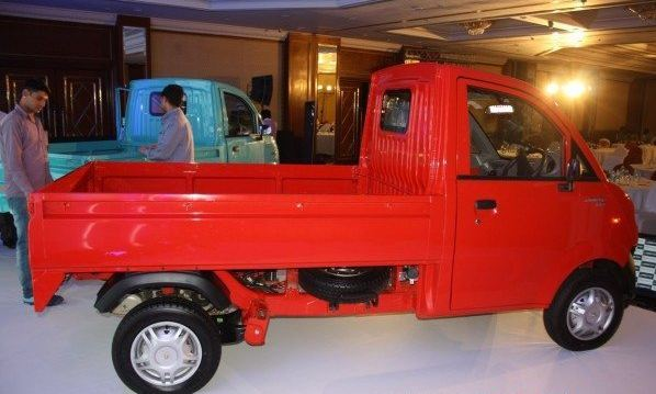 Mahindra Jeeto CNG Mini Truck 4