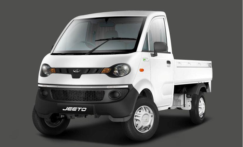 Mahindra Jeeto CNG Mini Truck 7