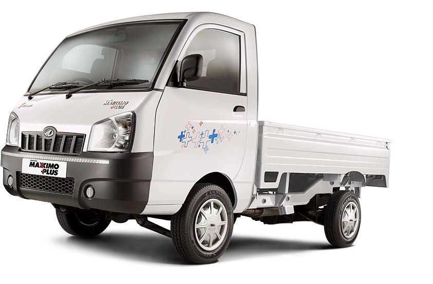Mahindra Maxximo CNG Mini Truck 6