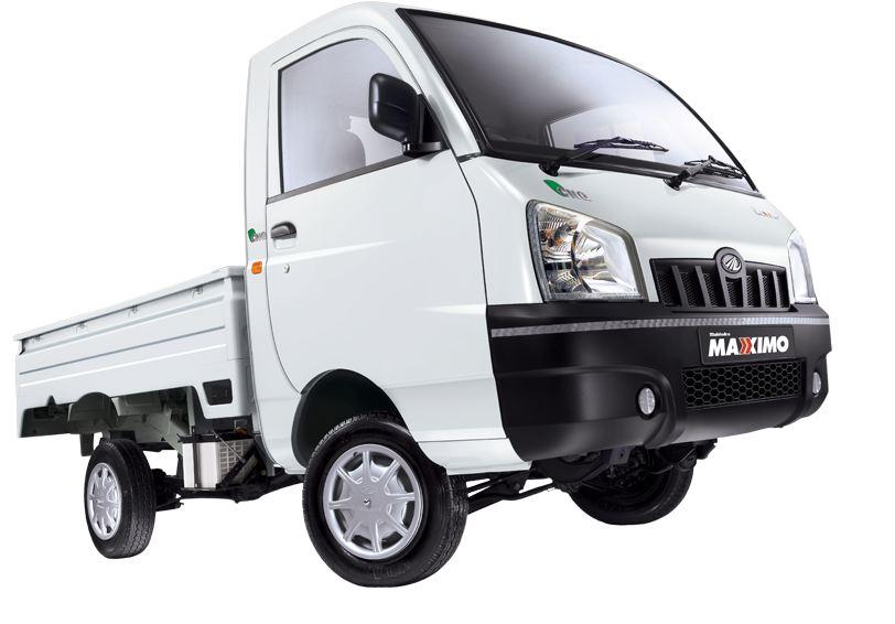 Mahindra Maxximo CNG Mini Truck 7