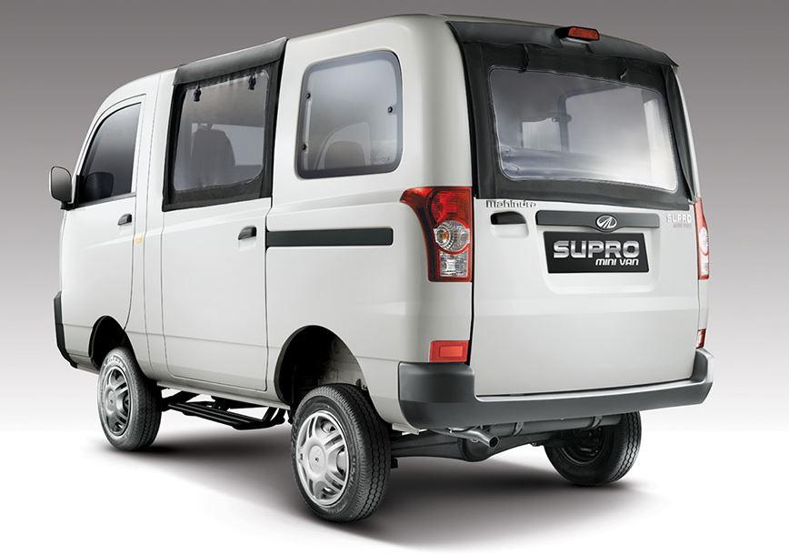 Mahindra Supro Mini Van Overview