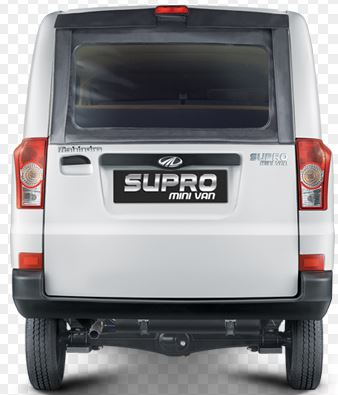Mahindra Supro Mini Van colors