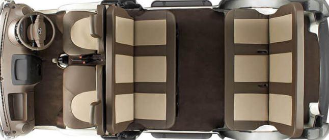 Mahindra Supro Mini Van comfort