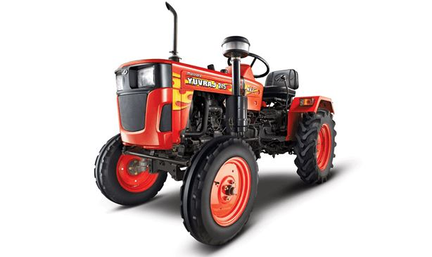 Mahindra Yuvraj 215 Mini Tractor price in india