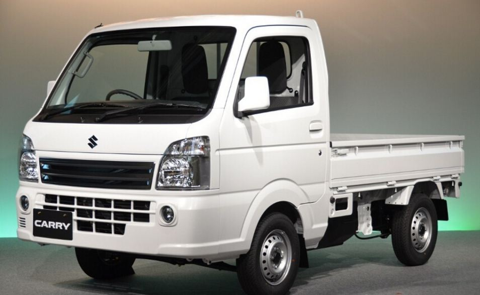 Maruti Suzuki Super Carry LCV interior 5