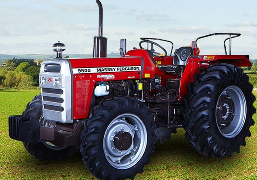 Massey Ferguson9500 Tractor