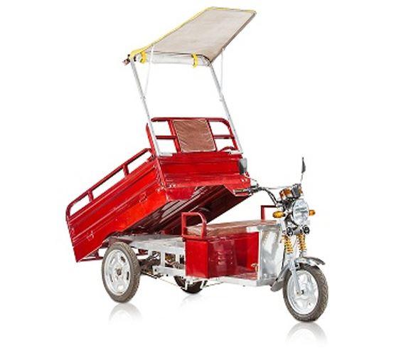 Mayuri Cheeta Cargo Loading E Rickshaw Key Facts