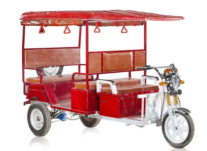 Mayuri Grand Passenger Electric Rickshaw Price
