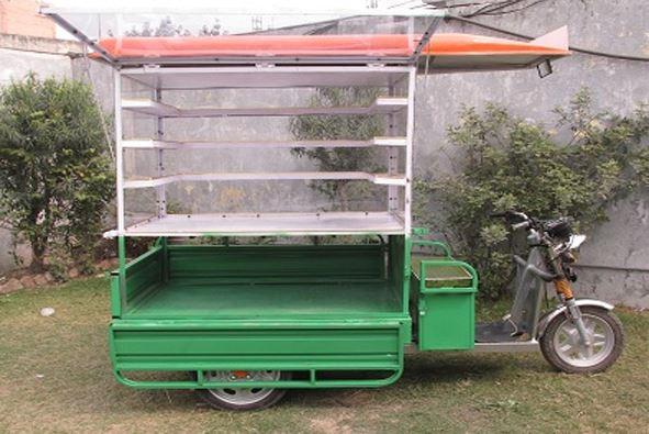Mayuri Merchandise Cart Cargo Loading E Rickshaw Price