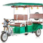 Mayuri Passenger 950 Electric Rickshaw