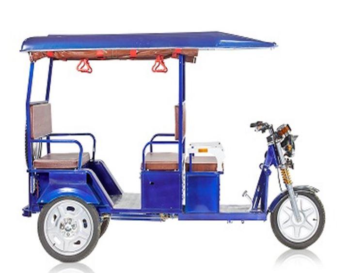 Mayuri Passenger Pro Electric Rickshaw Price