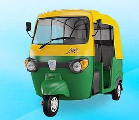 Piaggio Ape City Smart Auto Rickshaw 8