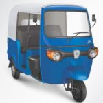 Piaggio Ape City Smart Auto Rickshaw safety