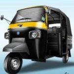 Piaggio Ape XTRA DLX Auto Rickshaw 4