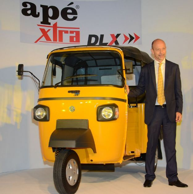 Piaggio Ape XTRA DLX Auto Rickshaw 5