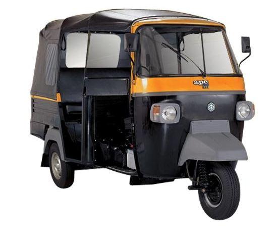 Piaggio Ape XTRA DLX Auto Rickshaw 7