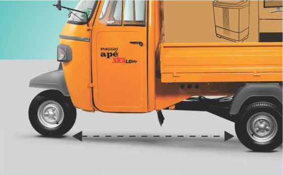 Piaggio Ape Xtra Xtra Ld Cargo Price List Specifications