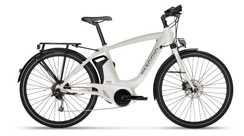 Piaggio Wi-Bike Active Features