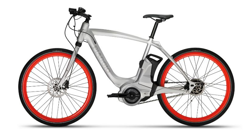 Piaggio Wi-Bike Active Plus Electric Bicycle Features
