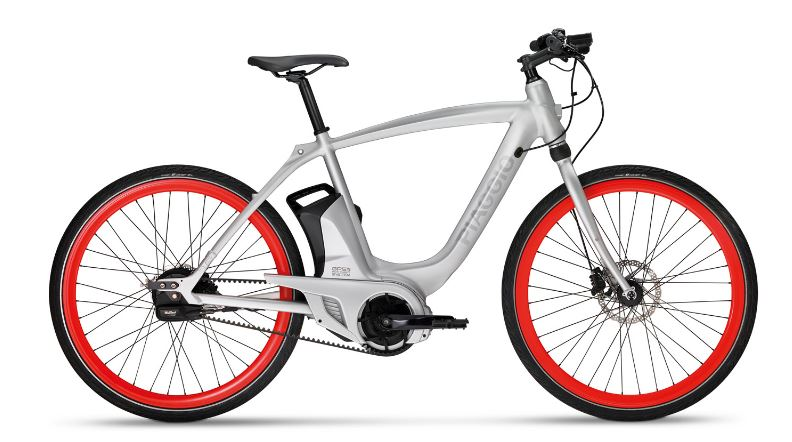 Piaggio Wi-Bike Active Plus Electric Bicycle Overview