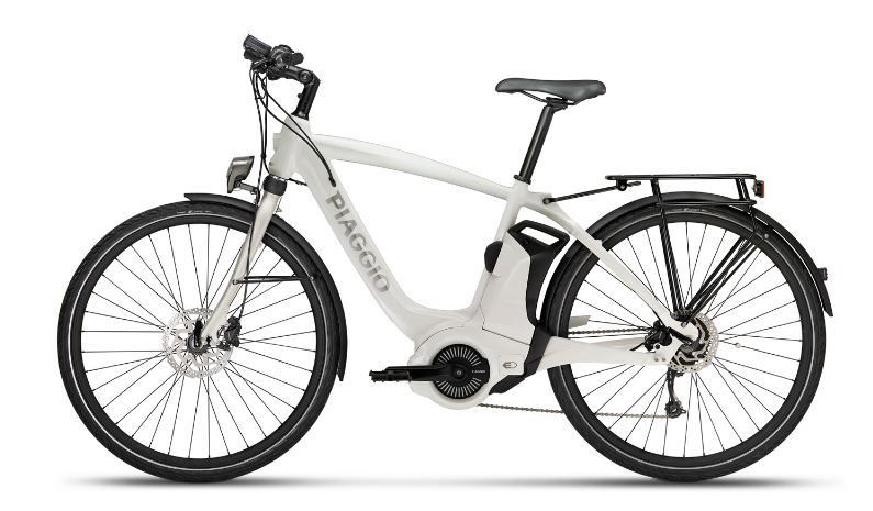 Piaggio Wi-Bike Active Specifications