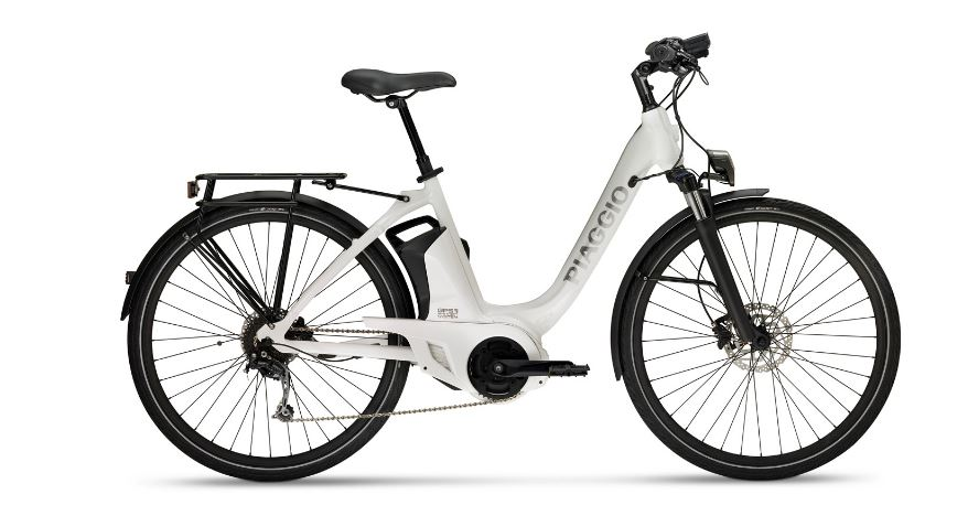 Piaggio Wi-Bike Comfort Unisex E-Cycle