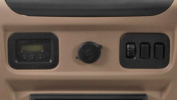 TATA ACE DICOR NA MINI Truck interior 4
