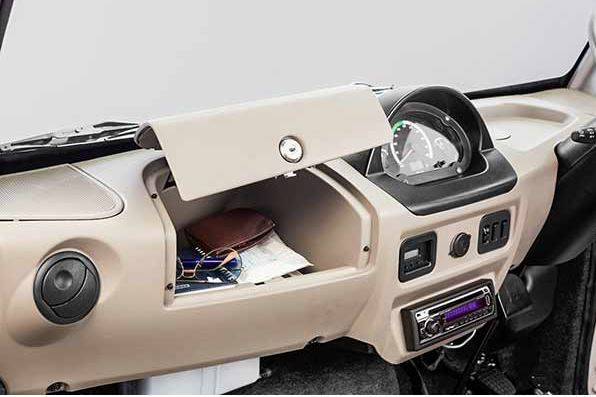 TATA ACE DICOR NA MINI Truck interior 7