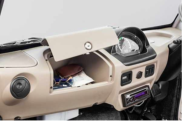 TATA ACE DICOR TCIC Mini Truck interior 4
