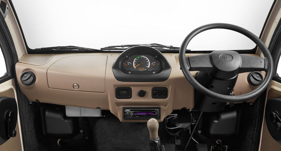 TATA ACE HT Interrior