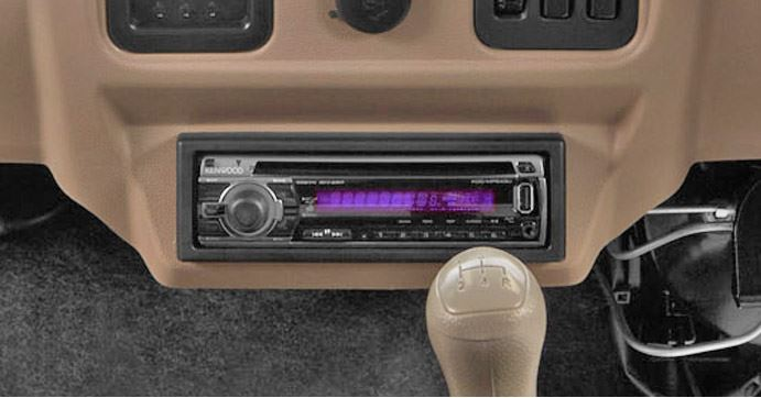 TATA ACE HT Music System