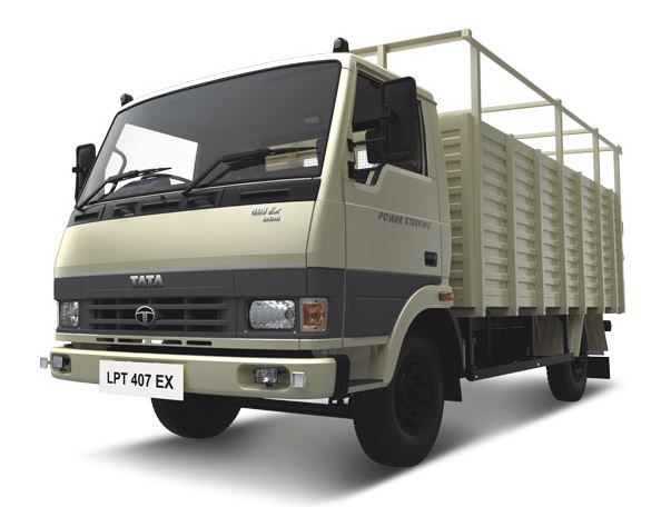 TATA LPT 407 EX BSIII Light Truck 2