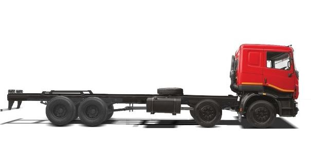 TATA Prima LX 3123.T TS Truck 2