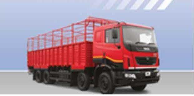 TATA Prima LX 3123.T TS Truck 3